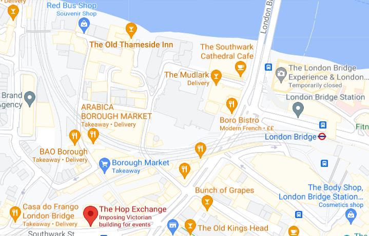 Unit 58, The Hop Exchange, 24 Southwark Street, London, SE1 1TY